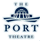 The Port Theatre logo