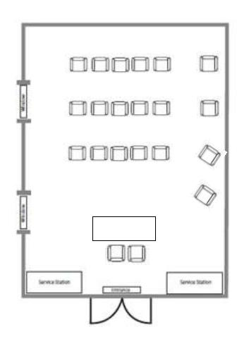 Meeting Room Configuration 4